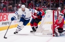 Toronto Maple Leafs John Tavares Out With Broken Finger