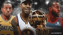 Andre Iguodala says he has 2-3 years left in the NBA
