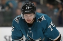What the Sharks' plan might be for Lean Bergmann and Danil Yurtaykin