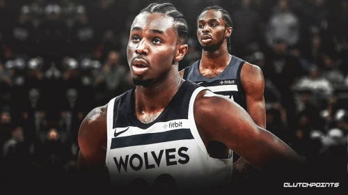 Timberwolves' Andrew Wiggins says there aren't 100 players better than him