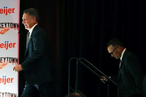 How the Detroit Red Wings and ex-GM Ken Holland feel about meeting as opponents
