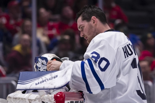 The Leafs' defence isn't in stable condition with Bruins coming to town