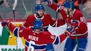 Mete and Suzuki earn first NHL goals in Canadiens' win over Wild