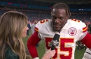 'Patrick Mahomes is the toughest guy on the team': Chiefs DE Frank Clark expect their QB to be back soon