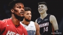 Heat News: Jimmy Butler Jokes That Tyler Herro Should Have Been Ejected After Skirmish