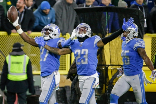 What's at stake in Detroit Lions' CB competition: Bragging rights, Best Buy gift cards