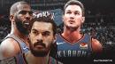Oklahoma City Thunder: Potential midseason landing spots for Chris Paul, Steven Adams, Danilo Gallinari
