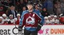 Avalanche's Nathan MacKinnon a game-time decision vs. Panthers
