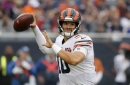 Bears QB Mitchell Trubisky will be a game-time decision
