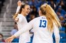 UCLA Women's Volleyball Visits Oregon Tonight