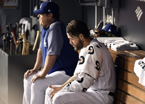 Dodgers News: Rick Honeycutt Attempted To Console Clayton Kershaw After Game 5 Loss In NLDS