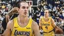 Lakers' Alex Caruso suffers pelvic injury in preseason finale