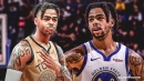 Warriors' D'Angelo Russell admits he needs to work on his defense