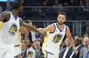 Warriors close preseason with 124-103 win over Lakers