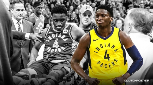 Pacers star Victor Oladipo participated in 5-on-5 for first time since injury