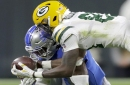 Detroit Lions' Tracy Walker fined for criticizing officiating, not helmet to helmet hit