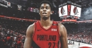 Hassan Whiteside will 'for sure' be ready for Blazers' season opener