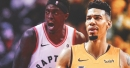 Danny Green reacts to Pascal Siakam's max extension with Raptors