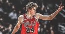 Lauri Markkanen says failure to make playoffs 'bothers' Bulls