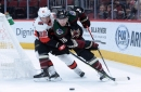 Coyotes grab early lead, hold on to beat Senators at home