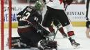 Antti Raanta stops 34 shots in Coyotes' win over Senators