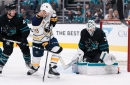 Sabres at Sharks: Lines, gamethread, and where to watch