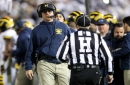 Michigan football's Jim Harbaugh close, but fails to deliver in another big game