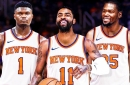 Knick fans —and their enablers— still in denial about Nets 'Clean Sweep'