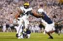 Michigan football stock watch: Shea Patterson plays best game of season