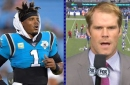 """Greg Olsen: Panthers have """"hard decision to make"""" when Cam Newton returns"""