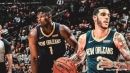 Pelicans' Lonzo Ball vows New Orleans will 'hold the fort down' with Zion Williamson out