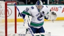 Markstrom doesn't miss a beat in return as Canucks hold on to top Rangers