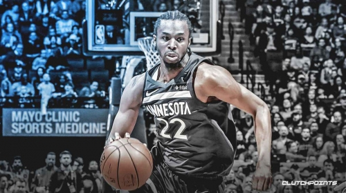 Timberwolves' Andrew Wiggins will be donating $22 to charity for every point for the second straight year