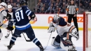 Connor, Laine score shootout goals as Jets topple red-hot Oilers