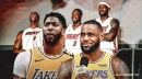 LeBron James explains difference between creating Heat's Big 3 and Anthony Davis' move to Lakers