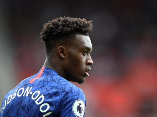Chelsea's Callum Hudson-Odoi already showing glimpses of the world class player he is destined to become