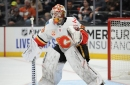 Cam Talbot Gives Flames Just What They Needed