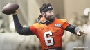 Browns QB Baker Mayfield returns to practice after hip injury