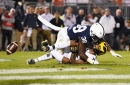Michigan football's Jim Harbaugh sticks up for Ronnie Bell: 'Sticks and stones ...'