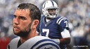 Andrew Luck has continued to be in Jacoby Brissett's corner after retirement