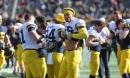Michigan football's J'Marick Woods enters transfer portal; 2nd Wolverine this season