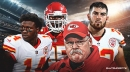 Andy Reid says Eric Fisher, Chris Jones, and Sammy Watkins are 'day-to-day'