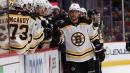 Pastrnak, Carlson, Hutton named NHL's three stars of the week
