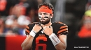 Browns QB Baker Mayfield's hip is 'good to go' for Week 8