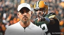 Packers' Matt LaFleur speaks out on his relationship with Aaron Rodgers