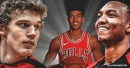 Bulls exercise 4th-year option on Lauri Markkanen, 3rd-year options on Wendell Carter Jr., Chandler Hutchison