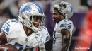 Lions RB Kerryon Johnson to miss 'some time' recovering from knee injury