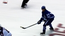Mitch Marner feeds Kasperi Kapanen for Maple Leafs shorthanded goal