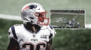Patriots video: Sony Michel runs in for second touchdown vs. Jets