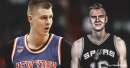 Report: Knicks believed Spurs tampered with Kristaps Porzingis when he was in New York